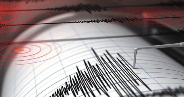 O ülkede çok şiddetli deprem oldu