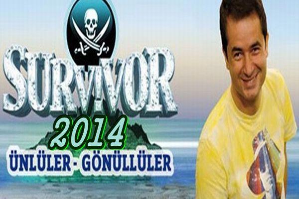 Survivor 2014 Ünlüler Gönüllüler ne zaman başlıyor