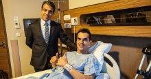Beşiktaşlı Rhodolfo ameliyat edildi