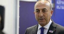 Çavuşoğlu PKK'nın hainliğini açıkladı