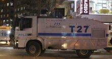 Diyarbakır'da izinsiz gösteriye müdahale