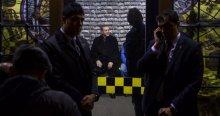 Erdoğan'dan taksicilere ziyaret