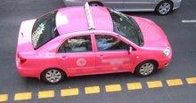 Kadınlara özel 'pembe taksi' dönemi