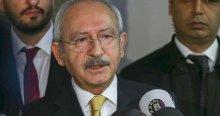 Kılıçdaroğlu, 'Saldırılar için üzgünüm'
