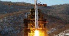 Kuzey Kore'den 'uzun menzilli füze' açıklaması