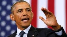 Obama'dan Washington itirafı