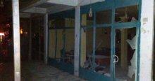 Şırnak'ta MOBESE kamerasına saldırı