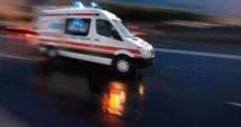 Trabzon'da iş makinesi devrildi, 1 ölü