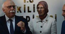 Bakanlar Avcı ve Ramazanoğlu Kilis'te