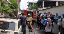 Evde çıkan yangında 2 yaşındaki çocuk öldü