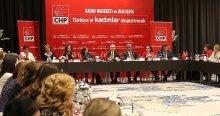 Kılıçdaroğlu kadın örgütlerinin temsilcileriyle bir araya geldi