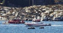 Norveç'teki helikopter kazasında 11 kişi hayatını kaybetti