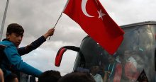 'Kınalı kuzular' birliklerine uğurlanıyor