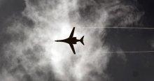 ABD'de iki savaş uçağı havada çarpıştı