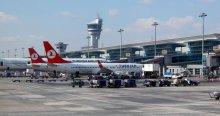 Atatürk Havalimanı trafiğe 20 dakika kapatıldı
