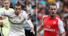 Gareth Bale ve Ramsey EURO 2016 kadrosunda
