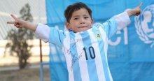 İmzalı Messi forması hayatlarını kararttı