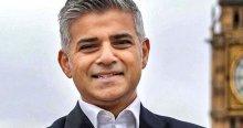 Londra'ya Müslüman Başkan