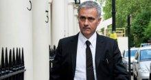 Mourinho Manchester United'da