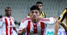 Olympiakos'un Meksikalı futbolcusu kaçırıldı