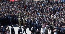 Şehidi Malatya'da binler uğurladı
