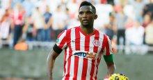 Antalyaspor'dan Eto'o yalanlaması