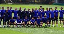 Fenerbahçe'de antrenmana Emenike ve Salih de katıldı