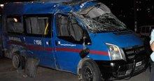 Şanlıurfa'da trafik kazası! 12 yaralı