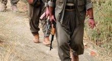 PKK'lı terörist teslim oldu
