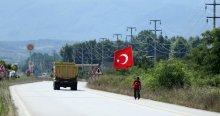 Şehitler için İstanbul'dan Ankara'ya yürüyor