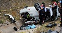 Trafik canavarı iş başında, 8 kişi öldü