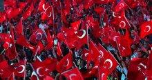 Türk Bayrağı imalatında rekor