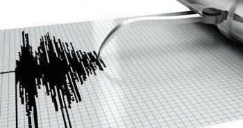 Akdeniz'de 5.4'lük deprem