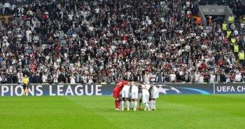 Dinamo Kiev'den Beşiktaş taraftarına övgü