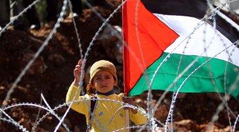 Filistin ayaklanmasının birinci yıl dönümü