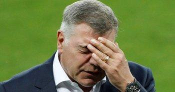Sam Allardyce, İngiltere Milli Takımı'ndan istifa etti!
