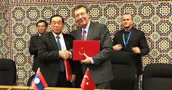 Türkiye ile Laos arasında 'hava ulaştırma anlaşması' imzalandı