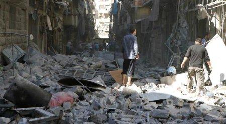 'Halep için öfkelen' çağrısı