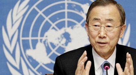 Ban Ki-mun'dan Halep açıklaması
