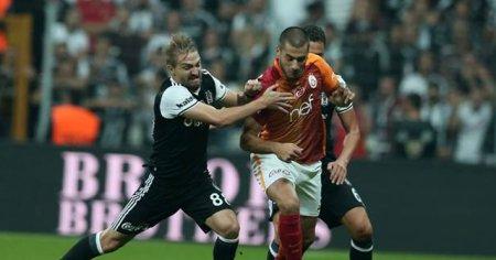 Beşiktaş Galatasaray derbi maçı full golleri ve özeti - BJK GS derbi maçı detayları tamamı