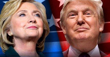 Clinton ve Trump kozlarını paylaşacak