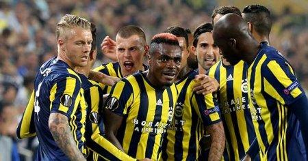 Fenerbahçe Feyenoord'u 1-0 yendi