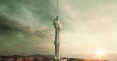 İstanbul'un yeni simgesi olacak