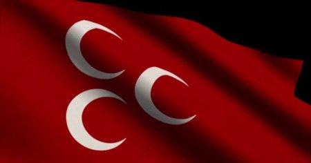 MHP Finike ilçe yönetimi feshedildi