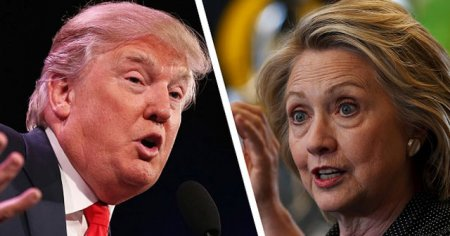 Trump Colorado'da, Clinton Pensilvanya'da önde