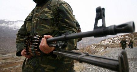 TSK, Mardin'de 5 terörist öldürüldü