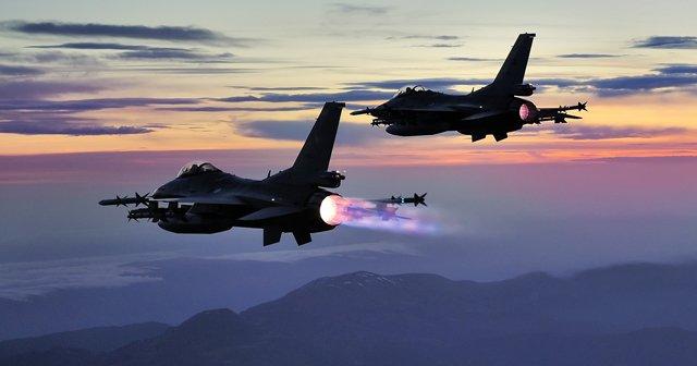 Hava Saldırılarında 43 Sivil Şehit Oldu