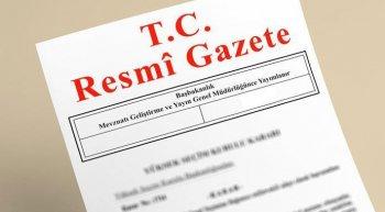Bakanlıklara ilişkin atama kararları Resmi Gazete'de