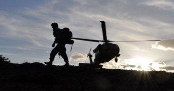 Zap'ta terör kampı vuruldu: 2 terörist öldürüldü