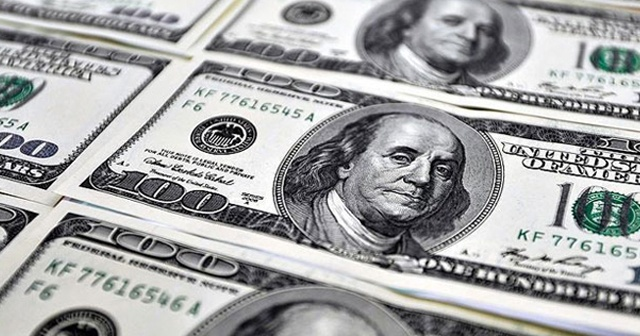 2014 Yılı 1 Senelik Dolar Grafiği